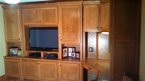 home office with tv timber art custom home office tv stand