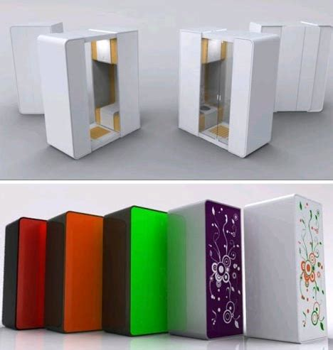 portable toilet for bedroom 12 dynamic bathroom bedroom design decor ideas urbanist