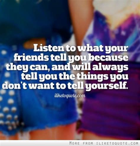 7 Things You Shouldnt Tell Your Bff by 145 Best Friendship Quotes Images On