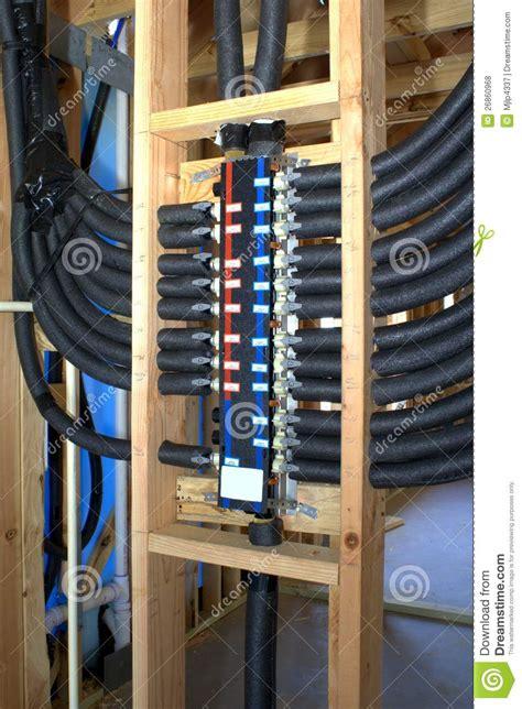 Modern Plumbing by Modern Plumbing Royalty Free Stock Photos Image 26860968
