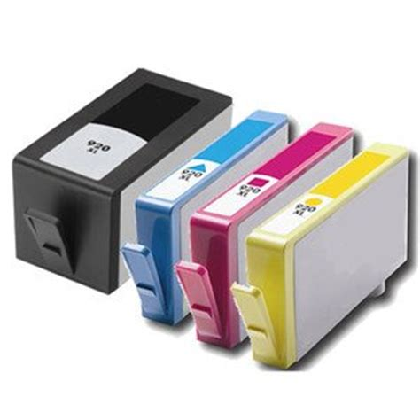 Hp 920 Xl Magenta Tinta Printer remanufactured ink cartridge replacement for