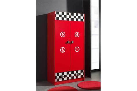 armoire voiture armoire 2 portes 1 tiroir formule 1 cbc meubles