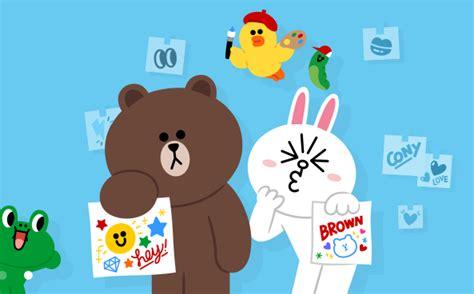 apk theme line gratis line mod apk v 6 9 4 terbaru free all theme stickers