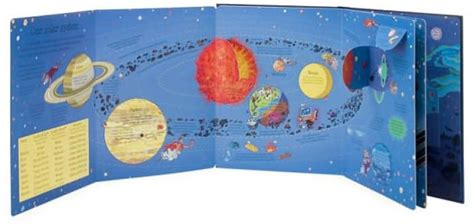 Usborne See Inside Space see inside space usborne flap book series by