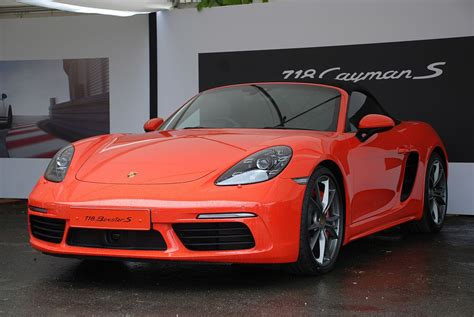 Porsche Of by Porsche Boxster Cayman
