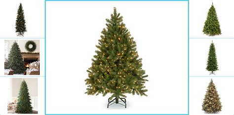 top 10 best pre lit christmas tree reviews 2018