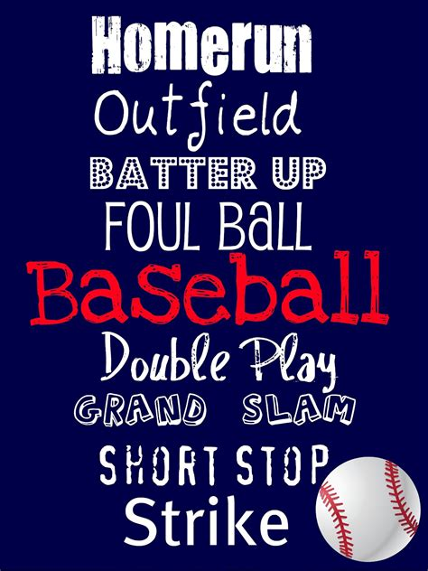 Printable Baseball Quotes | printable baseball quotes quotesgram