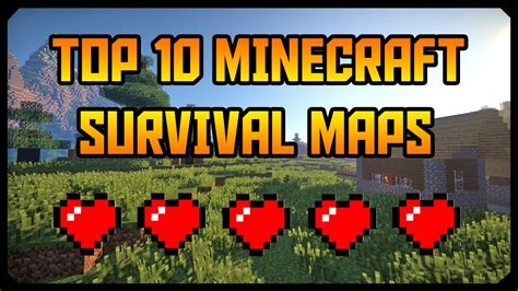 best survival map minecraft best survival maps top 10 minecraft survival maps 2017