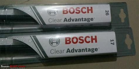 Wiper Innova Sepasang Depan Bosch Advantage team bhp the wiper blade thread