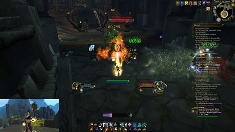 Quest Danger world of warcraft legion world quest danger rulf
