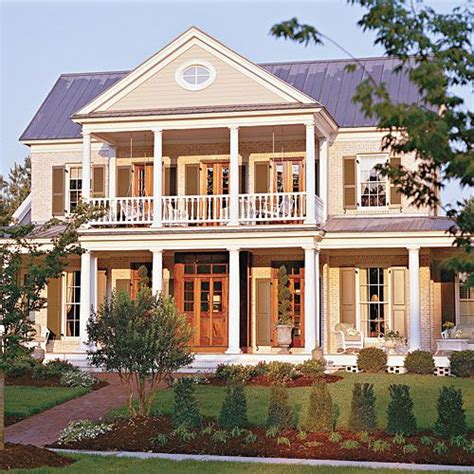 southern house plans with porches 17 pretty house plans with porches newberry park plan no