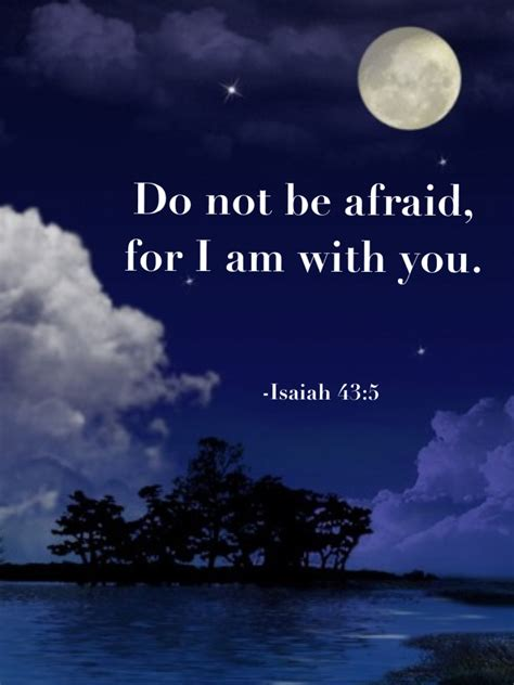 Be Not Afraid by Do Not Be Afraid Quotes Quotesgram