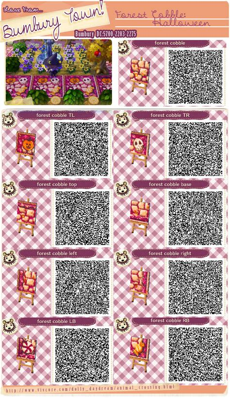 finder pattern qr code animal crossing new leaf qr code paths pattern