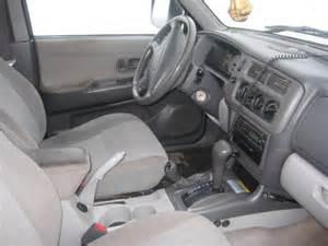 Mitsubishi Montero Sport Interior Mitsubishi Montero 2002 Image 131