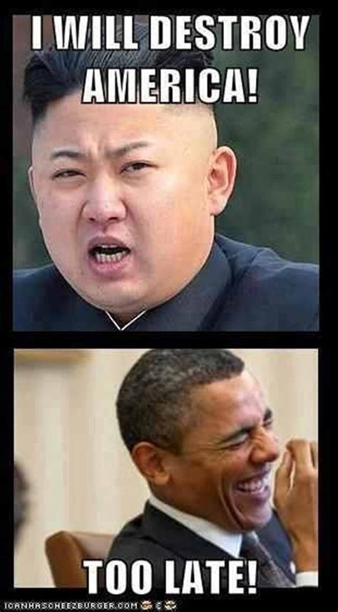 Funny Fucking Memes - a north korea will destroy america funny pictures dump a day