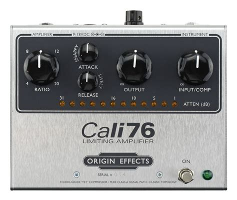 germanium transistor guitar pedal origin effects cali76g ltd edition germanium transistor limiting lifier pedal rainbow guitars
