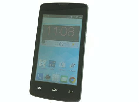 assurance wireless smartphones zte quest n817 assurance wireless by mobile