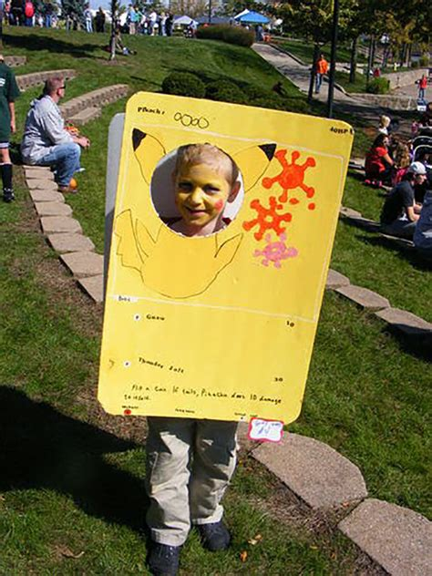 how to make a card costume 20 pok 233 mon costumes for that are effective