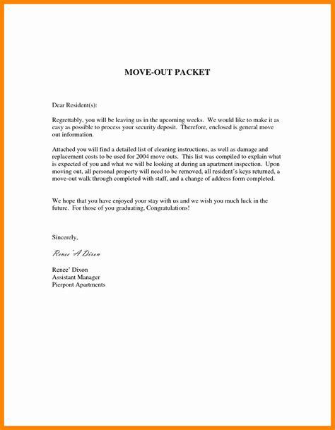 Template Letter Landlord Moving Out Elegant Letter To Landlord Moving Out Letters Format Out Letter Template