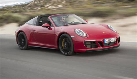 2017 porsche 911 4 gts review gtspirit