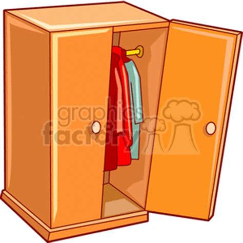 Clip Closet by Closets Clip Photos Vector Clipart Royalty Free
