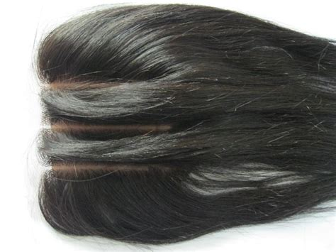 hair braid for a closure 3 part closure or silk base closure braid pattern