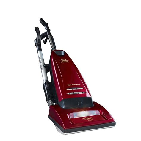 A Vacuum Cleaner Shop Fuller Brush Mighty Upright Vacuum At Lowes