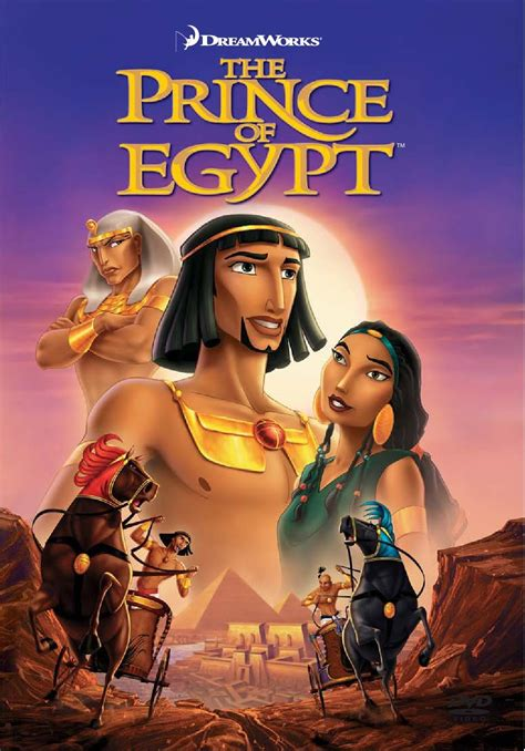 cartoon film of moses reliance home videos the prince of egypt