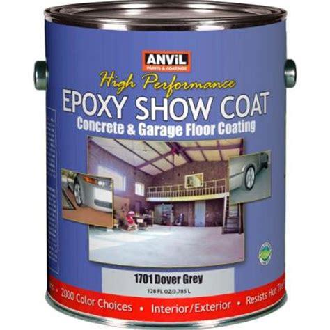 gal dover grey epoxy show coat interiorexterior