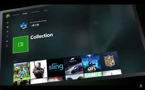one new e3 2015 new xbox one interface looks way different gamespot