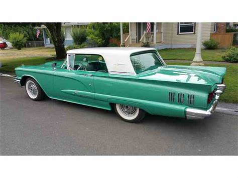 1960 Ford Thunderbird by 1960 Ford Thunderbird For Sale On Classiccars