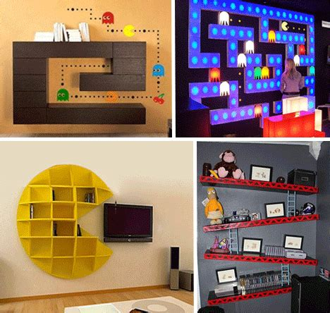 game room decorating ideas walls the highest scoring video game artworks decorations