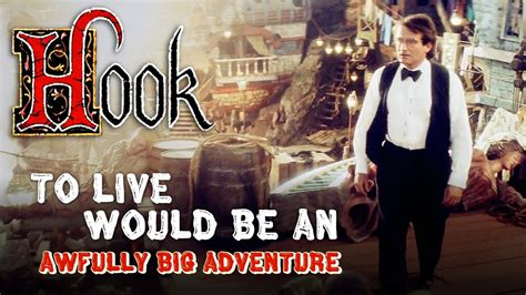 to live would be an awfully big adventure tattoo hook to live would be an awfully big adventure tribute