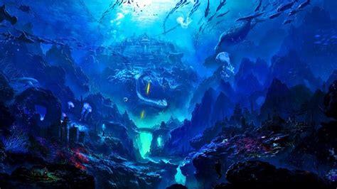 fantasy ocean  oceanic realm youtube