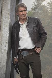 Harrison Ford Wars 7 Wars 7 The Awakens New Images Take Collider