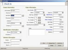 hotel reservation system template hotel reservation system vb net free source code