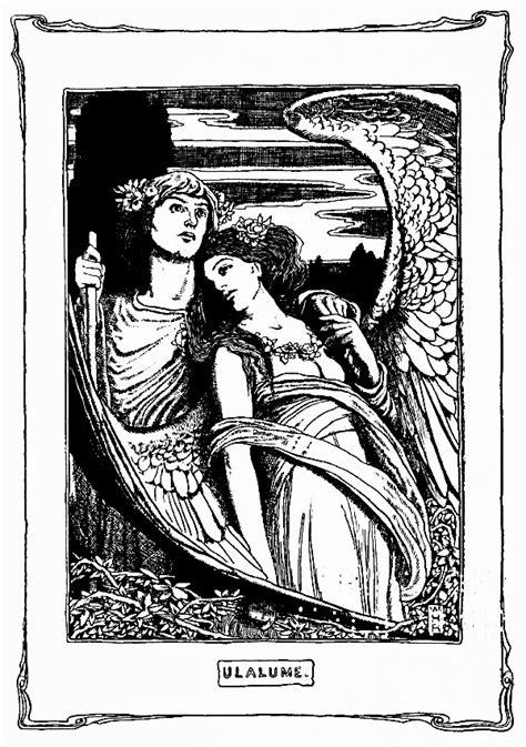Edgar Allan Poe The Sleeper by Ulalume By Edgar Allan Poe F F Info 2017