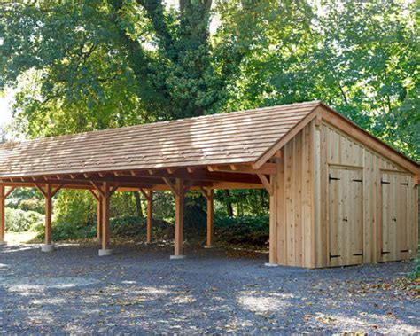 Timber Car Port by Timber Carport Kits Houzz