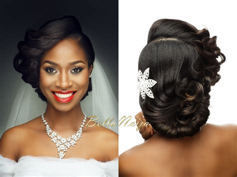 wedding hairstyles for south black brides our is our crown ezinne akudo more belles in