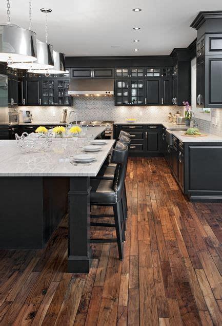 flooring color visual  dark cabinets check