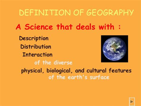 themes of cultural geography 5 themesofgeography ppt