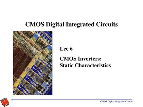 digital integrated circuit ppt cmos digital integrated circuits powerpoint presentation id 6729010