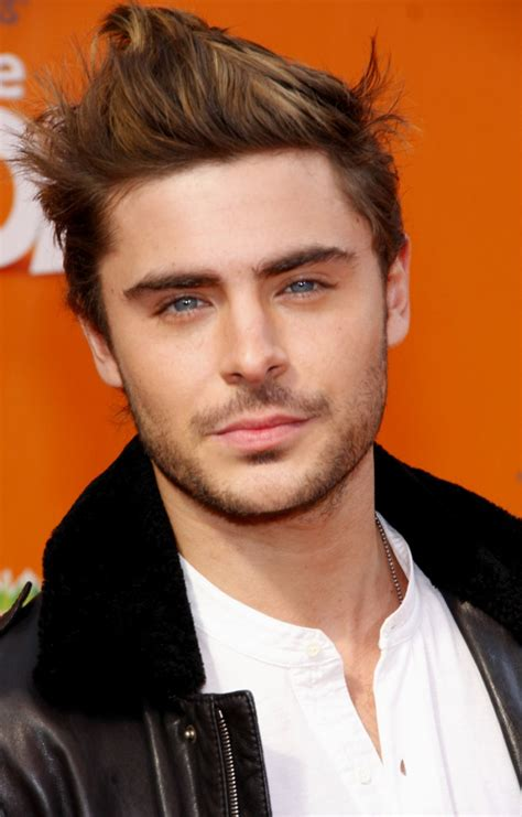 Zac Efron Hairstyles: Efron's Best Hair Moments in Pictures