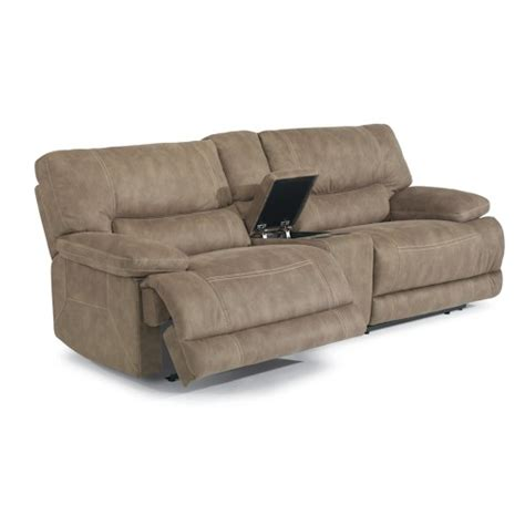 flexsteel latitudes sectional flexsteel latitudes delia power reclining sectional sofa