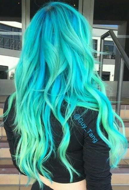 bright color hair dye stunning bright hair colors the haircut web