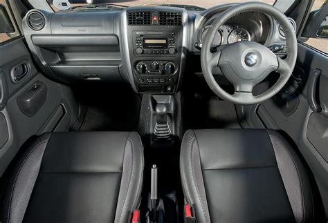 Suzuki Jimny Interior 2013 Suzuki Jimny Revealed Autoesque