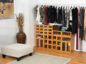 Storage ideas for small bedrooms with no closet at all