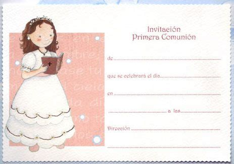 diploma de comunion para imprimir el rinc 211 n de los peques invitaciones de primera comuni 211 n