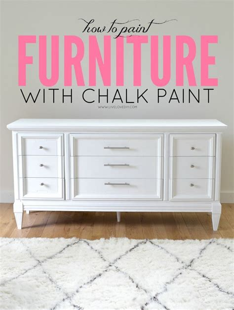 chalk paint yöntemi how to paint furniture with chalk paint and how to