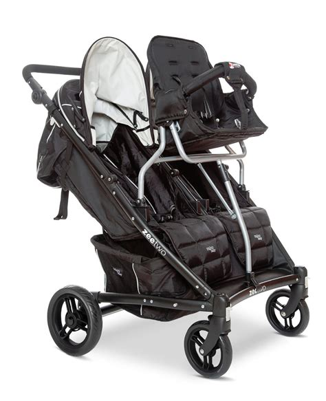 2 seat stroller for toddlers valco 2013 zee two toddler seat